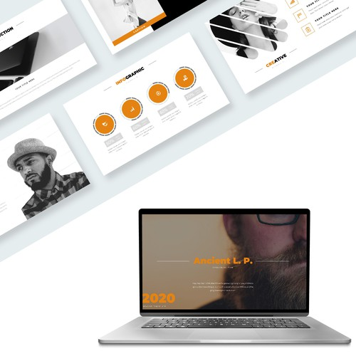Presentation Template for firm