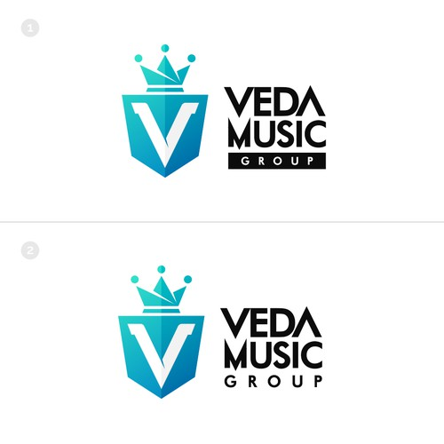 Simplicity Logo Concept for Music Record Label