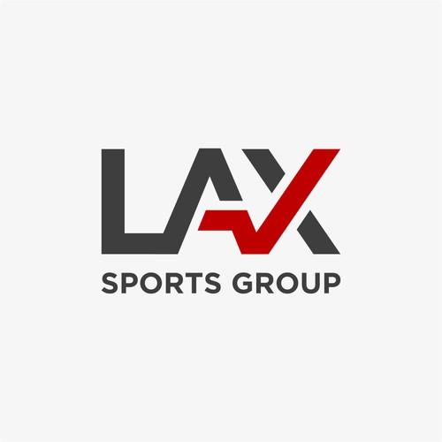 LAX logo concept