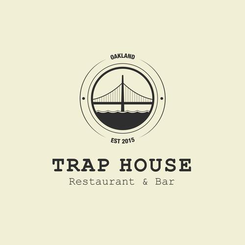 Trap House Logo