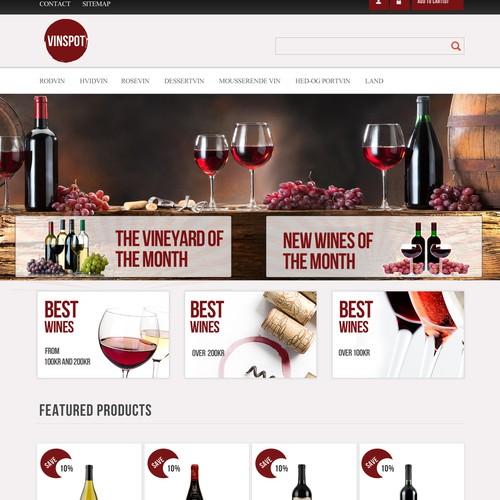 denmark  wine marketplace
