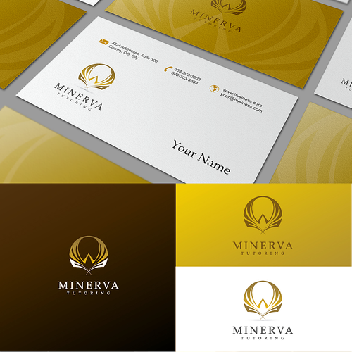 Create the next LOGO for Minerva Tutoring
