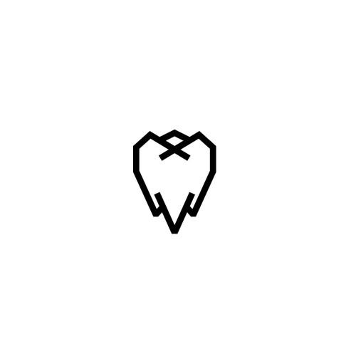 Bold logo for Dental