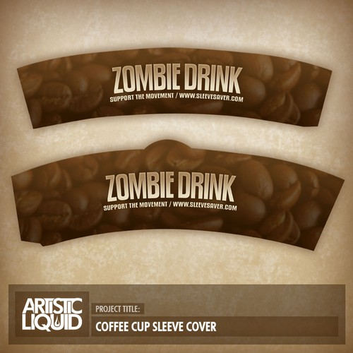 Coffee Cup Sleeve Cover