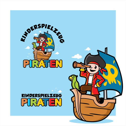 Kindergarden Pirate