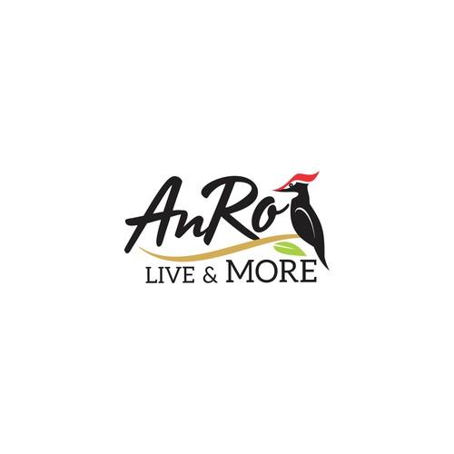 An Ro logo Design