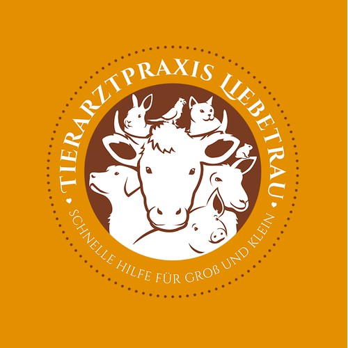 Tierarztpraxis Liebetrau Logo
