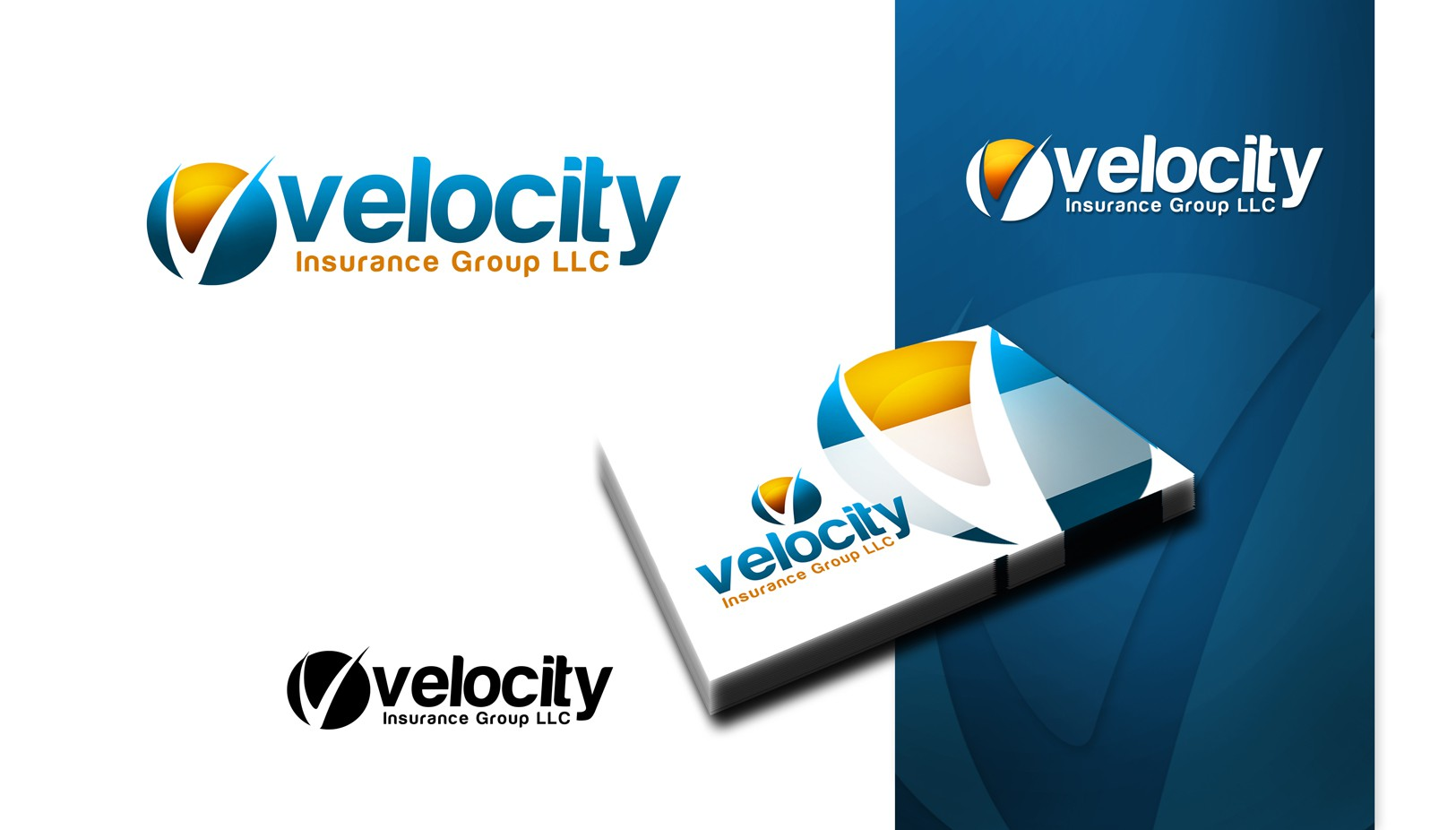 Create the next logo for Velocity Insurance Group LLC