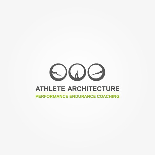 Athlete Architecture needs a new logo