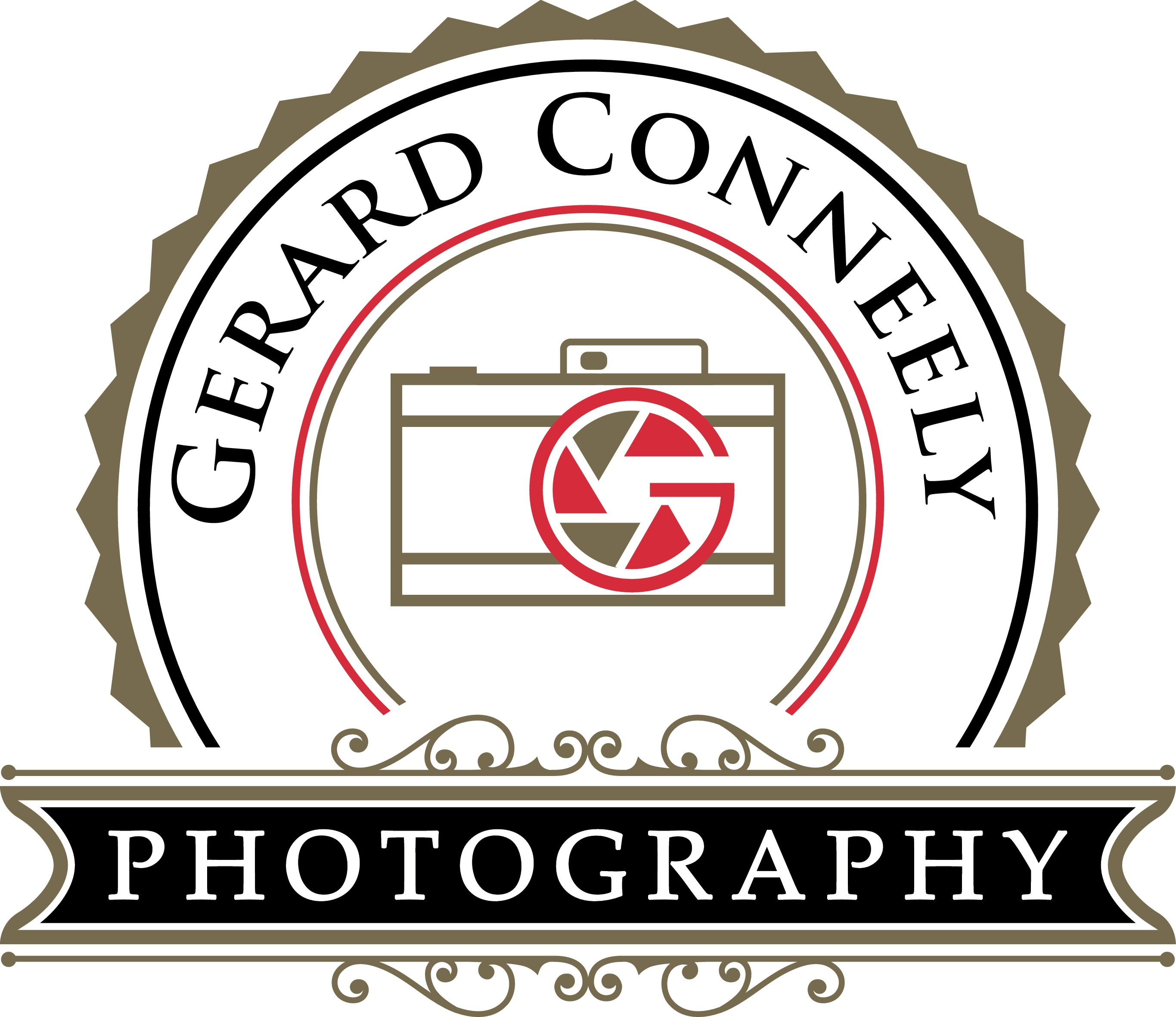 I need a Luxury Photography Logo with a classic sytle