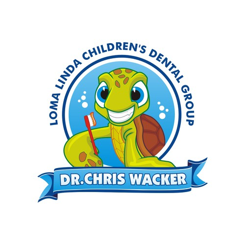 logo for children dental