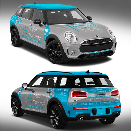 Mini Wrap design