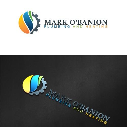 logo for Mark O'Banion Plumbing and Heating