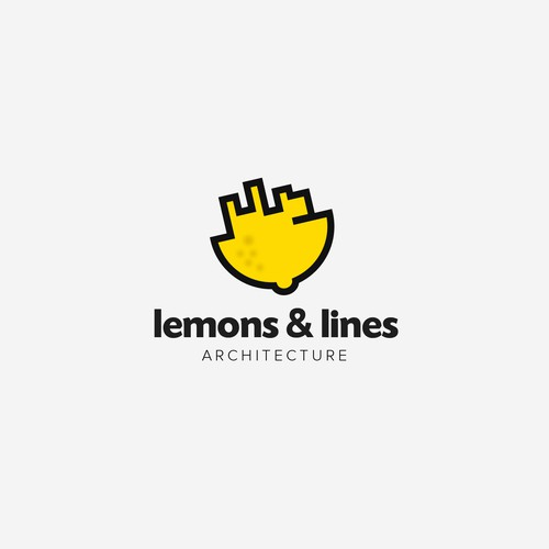 Lemons and Lines Architecture Logo