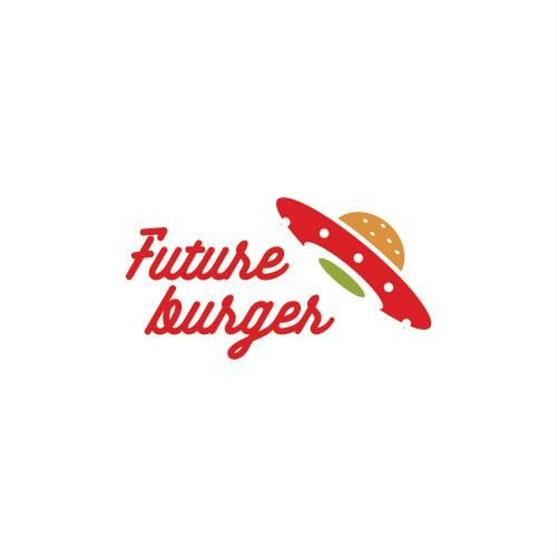 logo conceps for Future burger