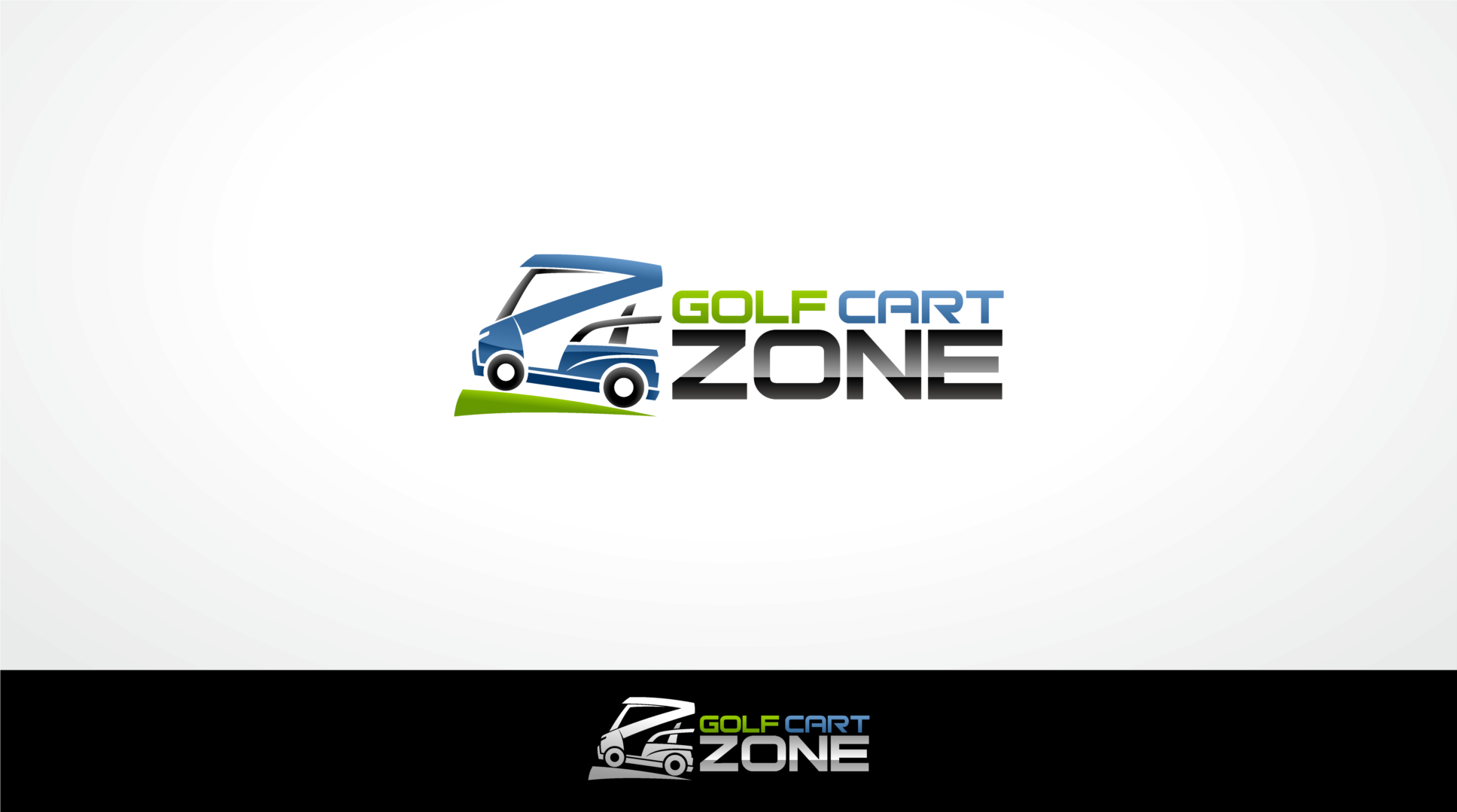 Help Golf Cart Zone with a new logo