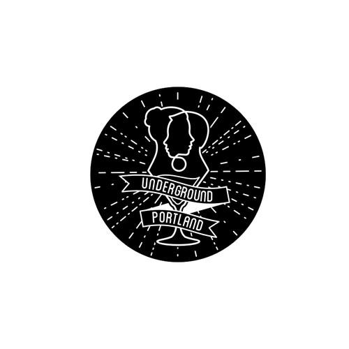 Winning Logo for Underground Portland