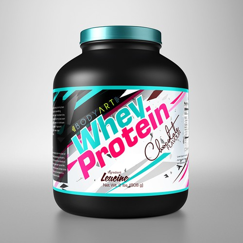 Product Label Needed for Body Art Protein!