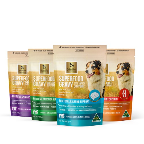Natural Pet supplements