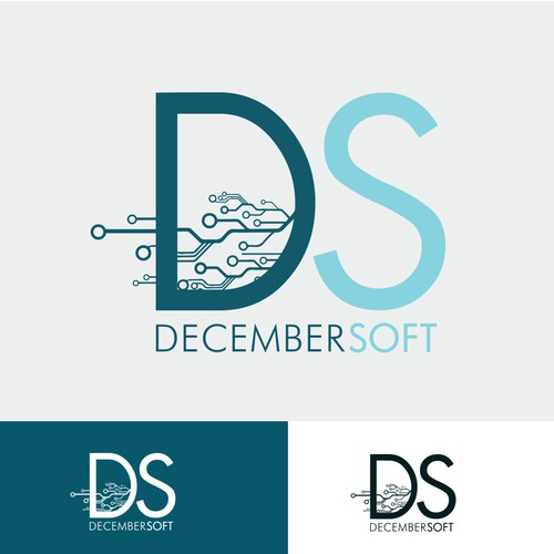 logo concept for DecemberSoft