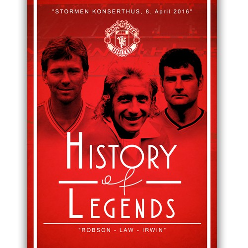 poster the legends