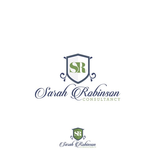 Logo proposal for Sarah Robinson