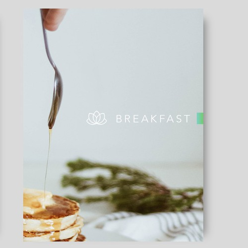Minimal Cookbook Design