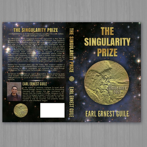 The Singularity Prize by Earl Ernest Guile
