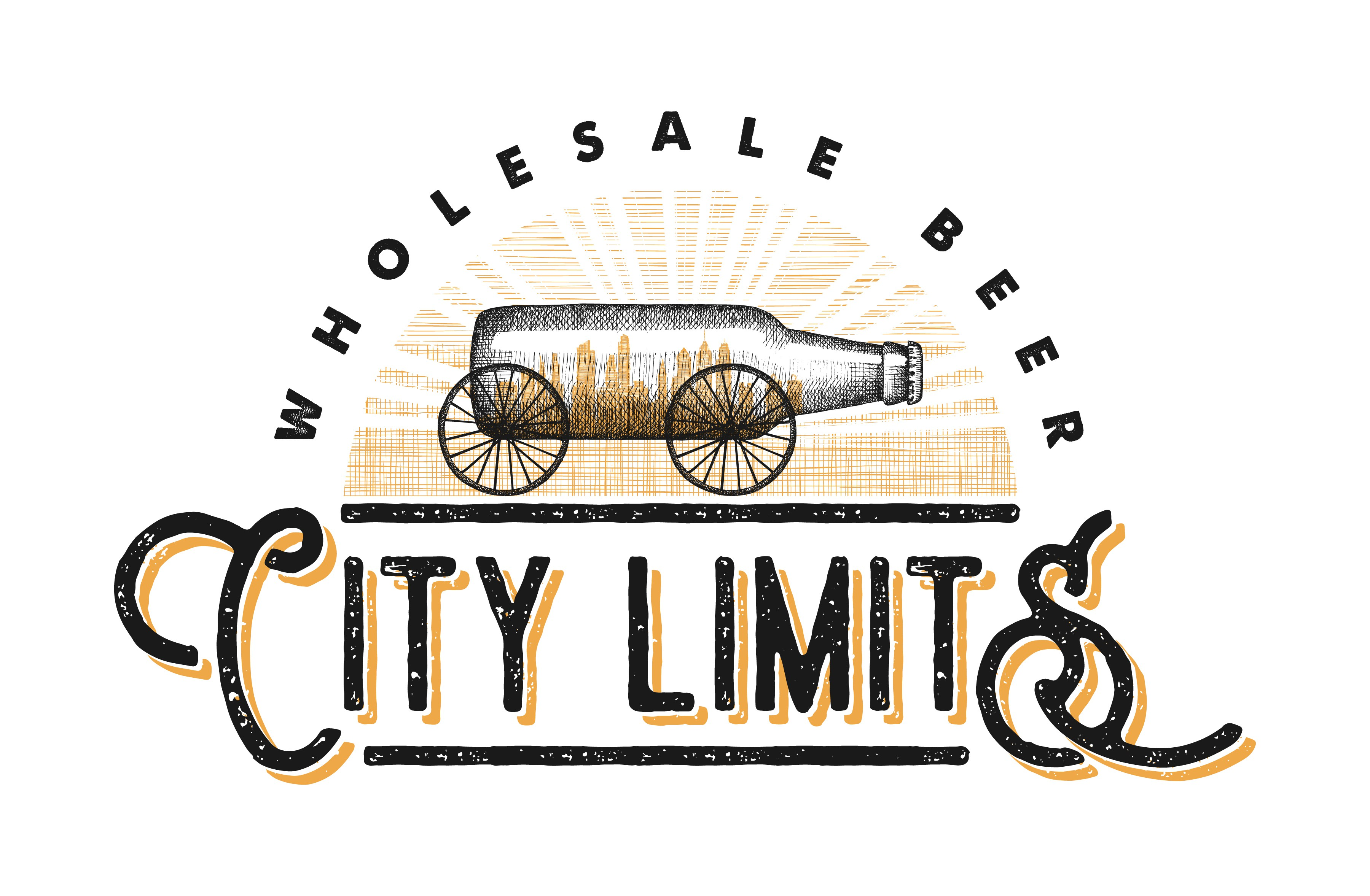 Looking for design forward logo for City Limits Wholesale Beer