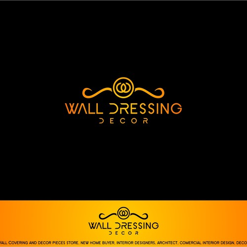 wall dressing