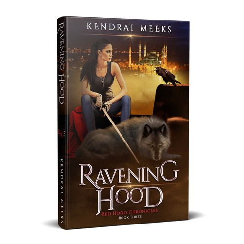 Red Hood Chronicles Book 3 Ravening Hood