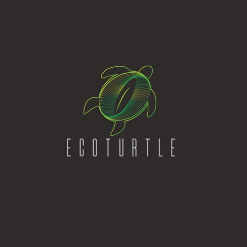 line eco turtle