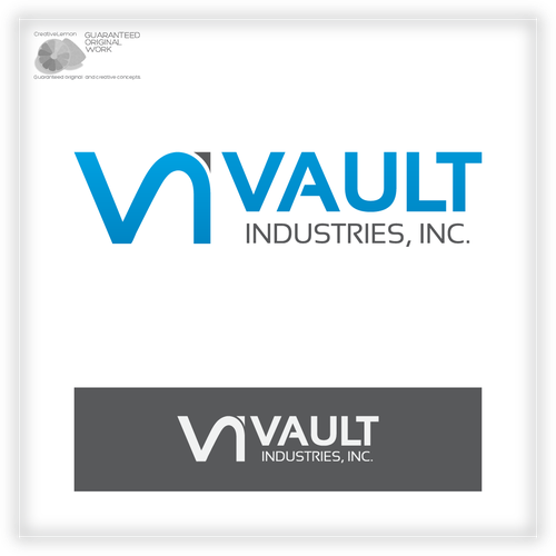 logo for Vault Industries, Inc.