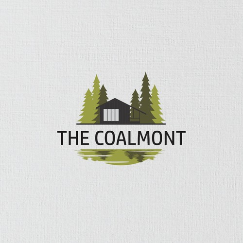 Cabin Retreat Logo