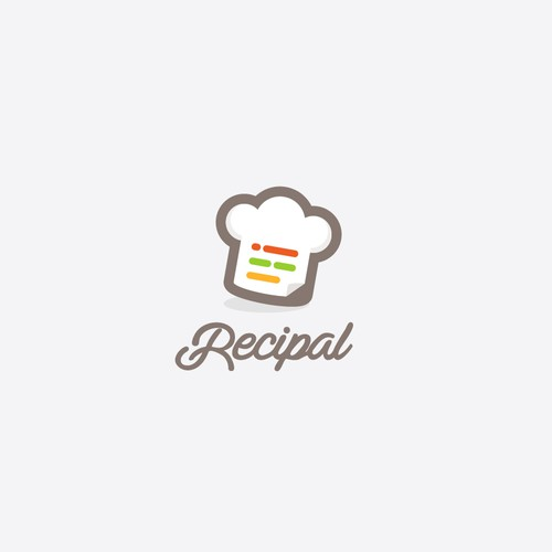 Food Recipe App Icon (Recipal)