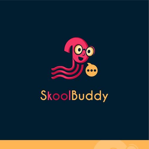 Logo Design for Skool Buddy - First draft