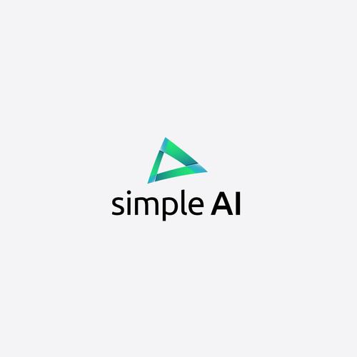 Modern logo for analytics company