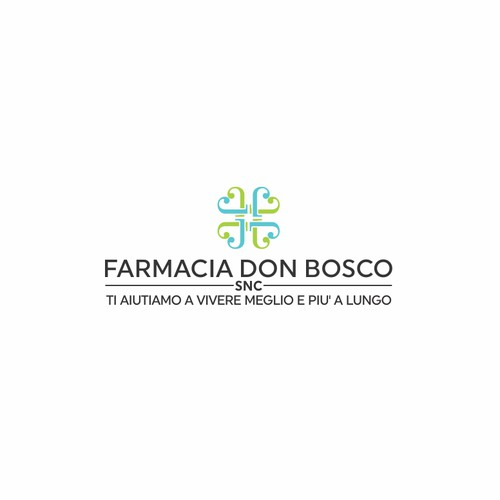 logo for an italian pharmacy