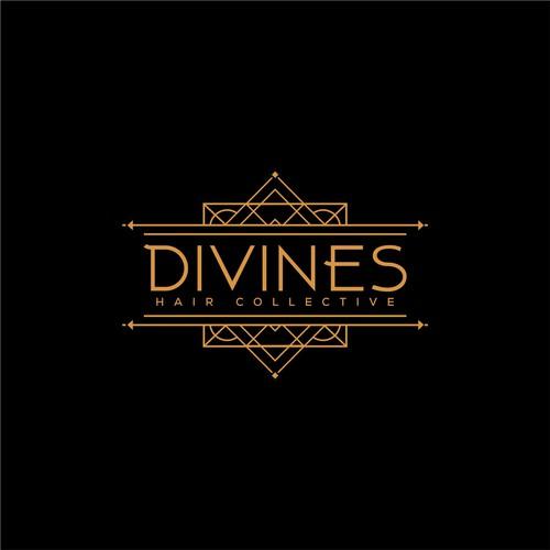 DIVINES LOGO
