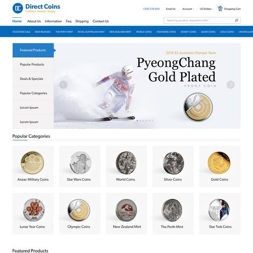 Direct Coins v2
