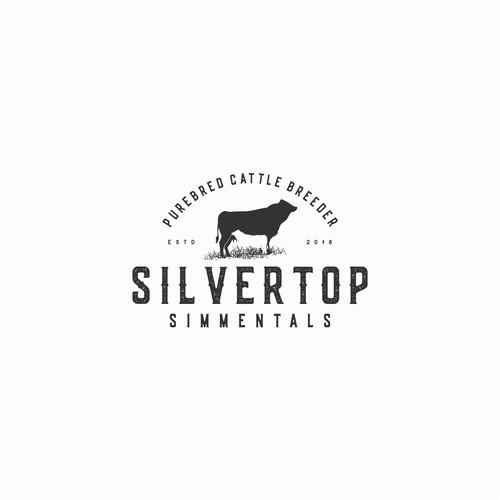 Silvertop Simmentals