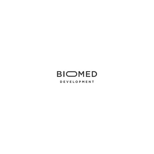 Logo Concept for BIOMED DEVELOPMENT