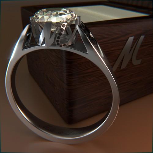 Design Logo for Wedding Ring!