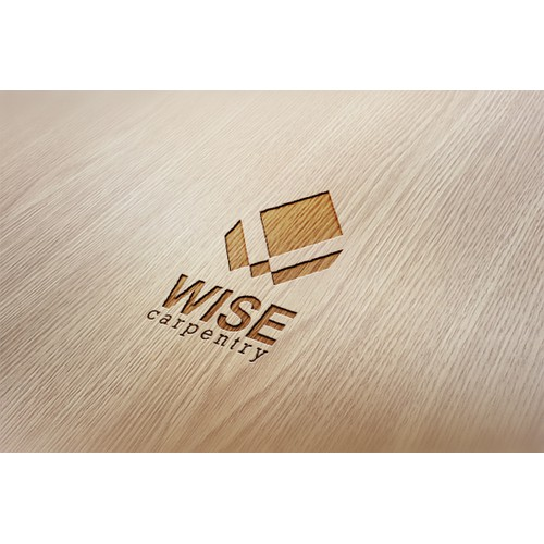 Logo for Wise Carpentry
