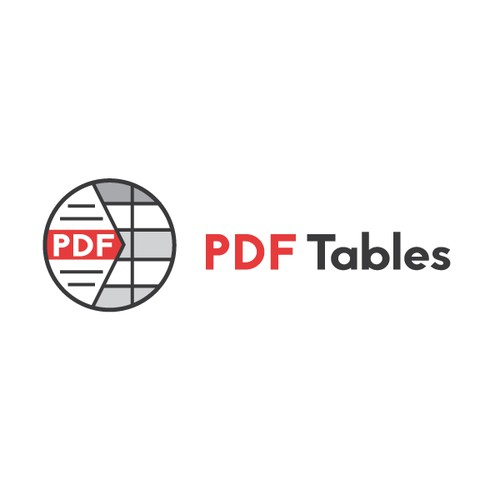 Concept for PDF Tables
