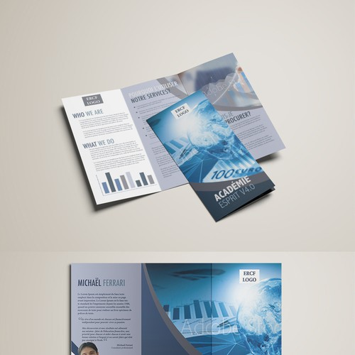 Tri-fold Brochure for Financial Company
