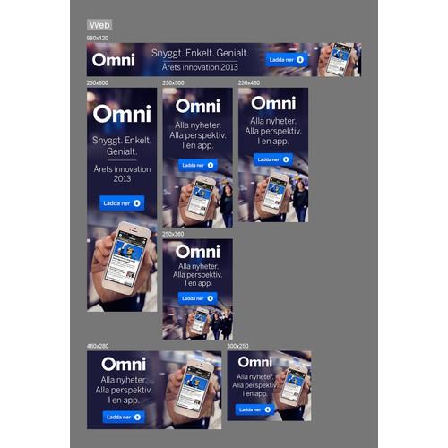 Design Omni's launch campaign!