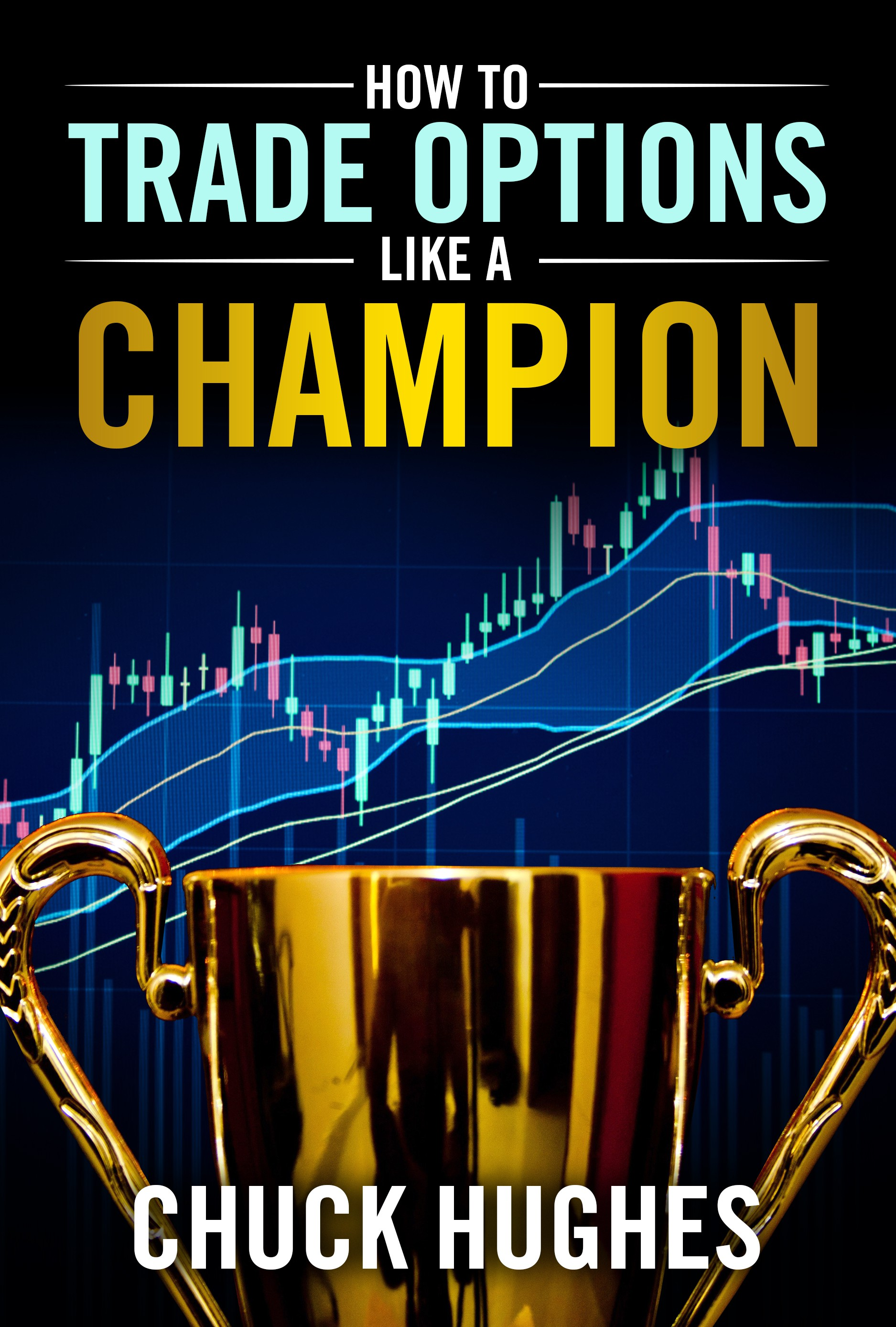 Ebook Cover Design for Investing and Trading