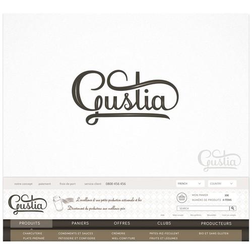 Create Gustia's Logo