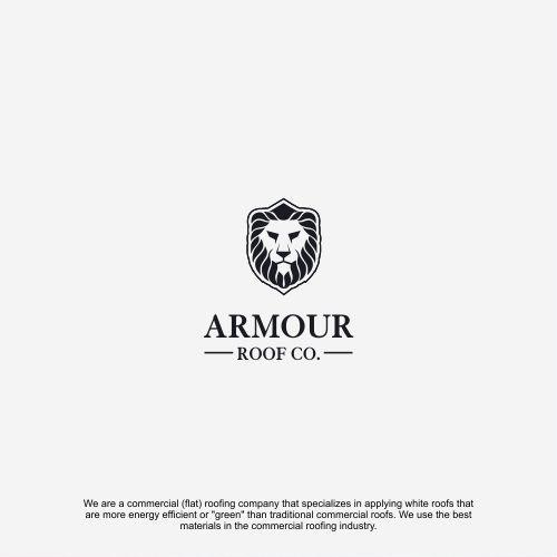Guaranteed winner $$ - easy contest! Original logo provided! Re-design the logo for Armour Roof Company